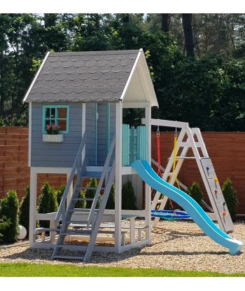 Domek dla dzieci drewniany...