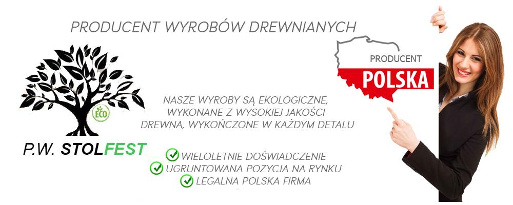Stolfest Producent Wyrobów Drewnianych